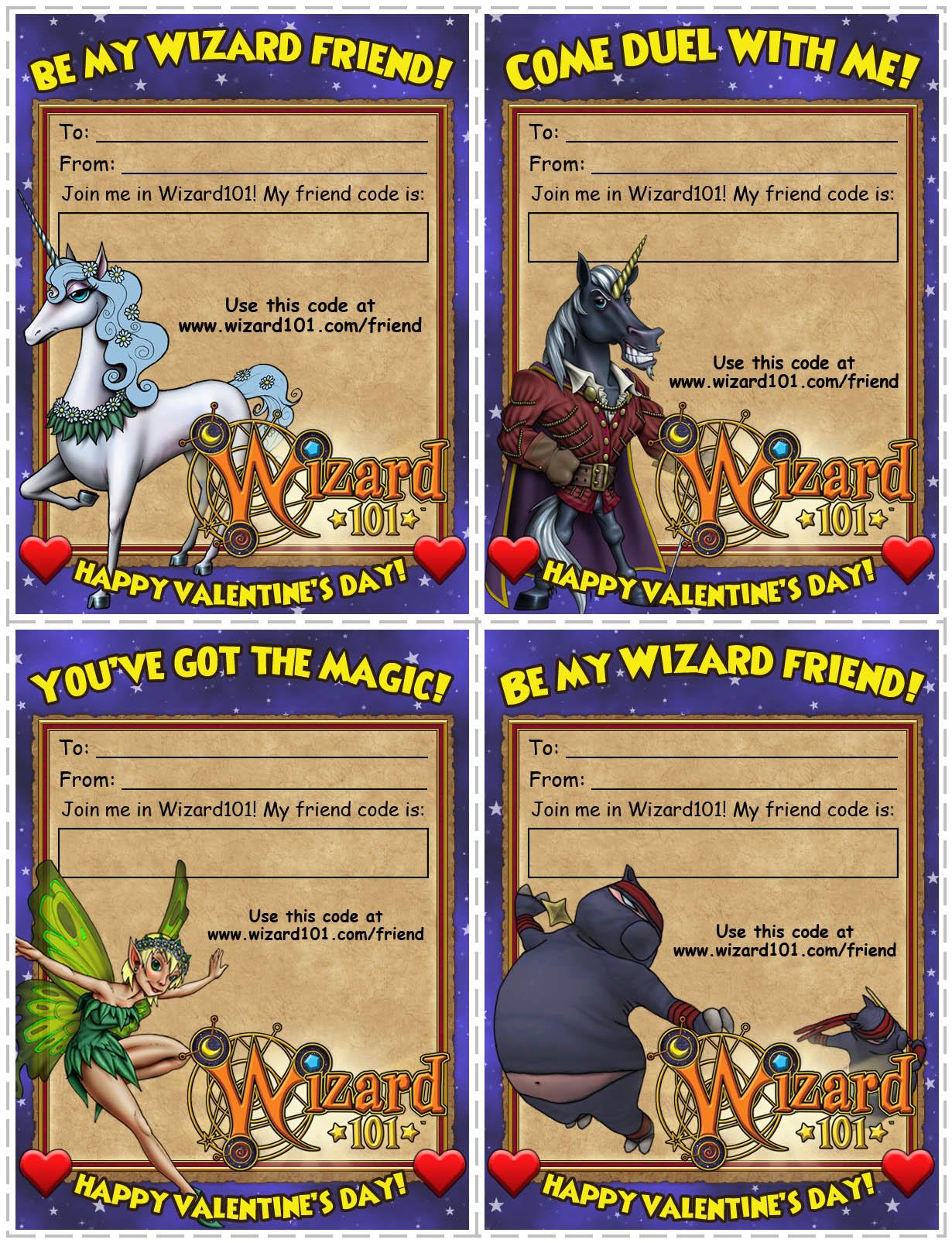 wizard101 valentines