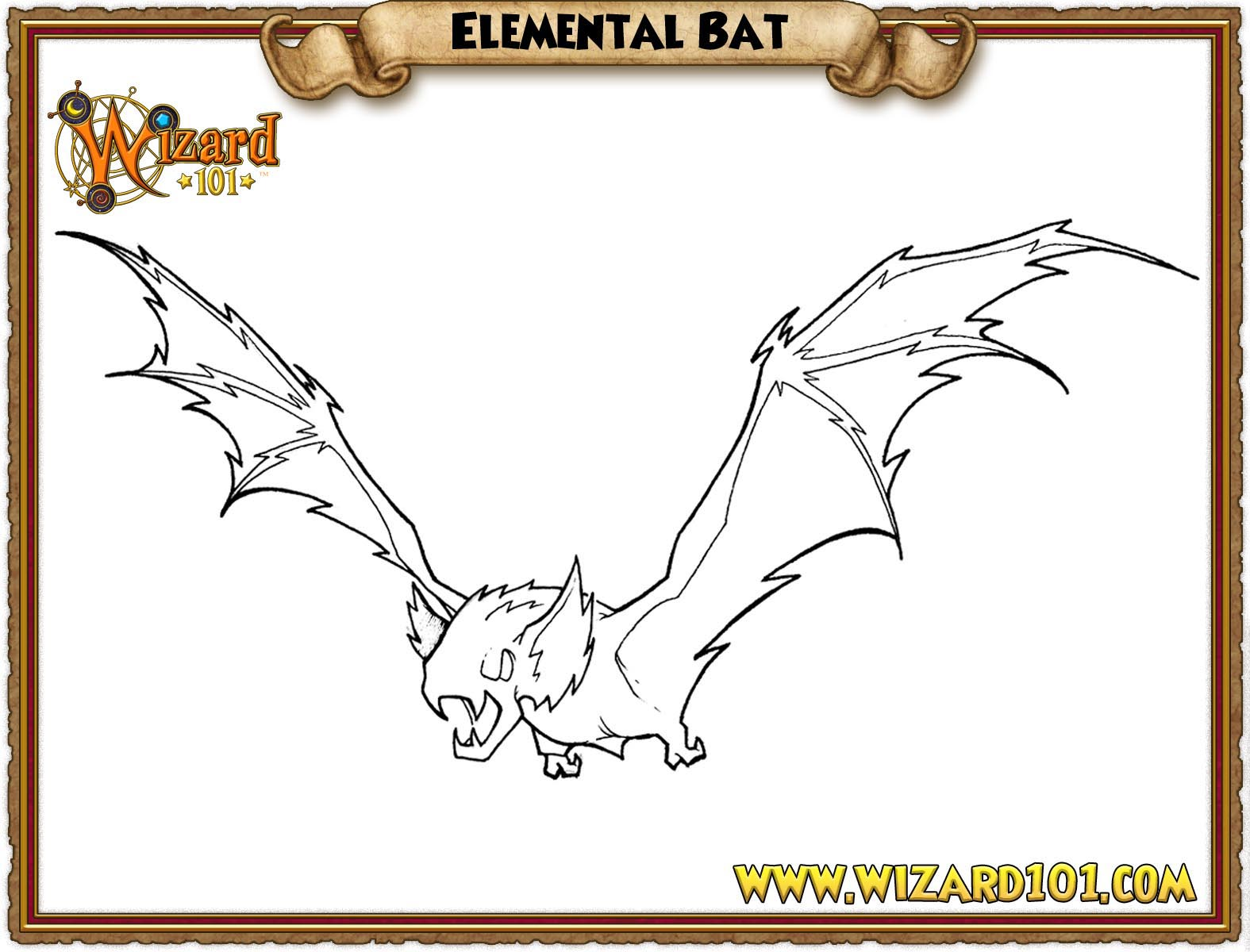 coloring pages wizard101 free online game rh wizard101 com Wizard Hat Coloring Pages Printable Wizard101 Pets Coloring Pages