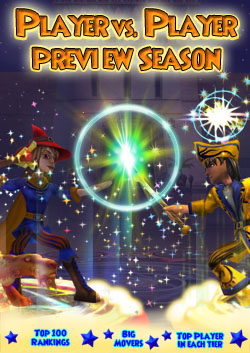 PvP Preview | Wizard101 Free Online Game