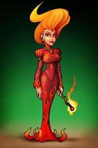 Fire School Wizard 101 Free Online Game