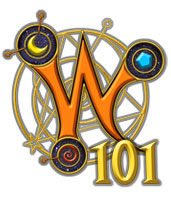 Wizard101 Wizard Magic Games logo