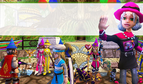 Make Friends in this kids MMO