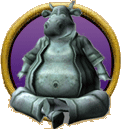 MooShu Statue