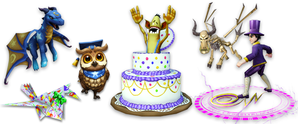 10th Anniversary | Wizard101 Free Online Game