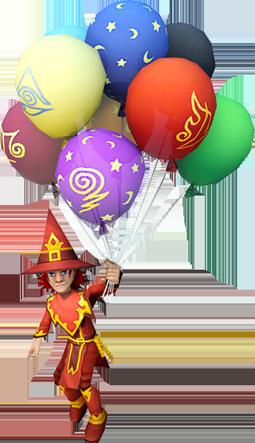 9th Birthday Celebration Wizard101 Free Online Game