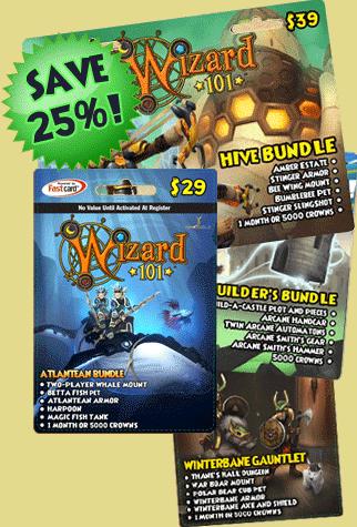 wizard101 membership sale