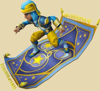 Celestial Carpet Mount Wizard101 Free Online Game