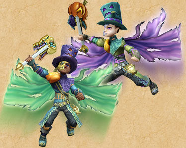 Halloween Game Card Pack | Wizard101 Free Online Game
