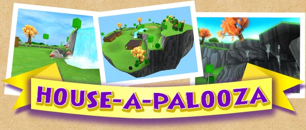 house a palooza decorating wizard101 free online game
