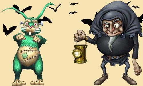 Halloweenfest 2017 | Wizard101 Free Online Game