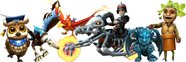 Pack-a-Palooza Game Card Pack Sale | Wizard101 Free Online Game