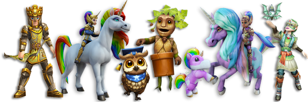 Summer Pack-a-Palooza Sale | Wizard101 Free Online Game