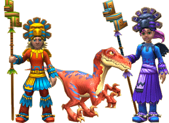 Skyvern Hoard Pack Sale! | Wizard101 Free Online Game