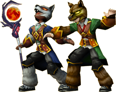 Gloomthorn Nightmare Pack | Wizard101 Free Online Game