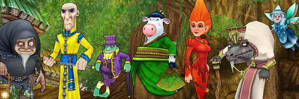 wizard101 coloring pages ravenwood professors - photo#18