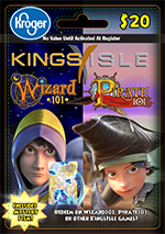Prepaid Game Cards Available Online | Wizard101 Wizard Online Game