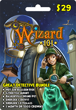 Prepaid Game Cards Available Online | Wizard101 Wizard