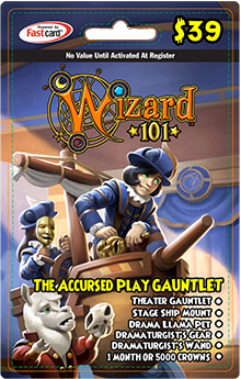 Prepaid Game Cards Available Online Wizard101 Wizard Online Game