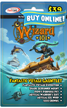 Fantastic Voyage Gauntlet   Wizard101 Free Online Game