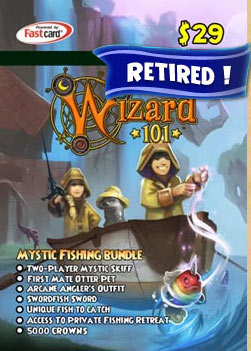 Mystic Fishing Bundle Wizard101 Free Online Game