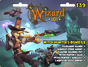 Witch Hunter's Bundle
