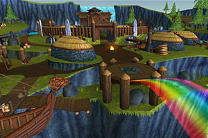 Wizard101 Worlds & Quests