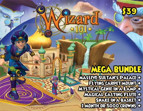 Prepaid Game Card Growth | Wizard101 Free Online Game