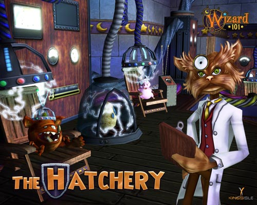 Wizard101 Hatchery