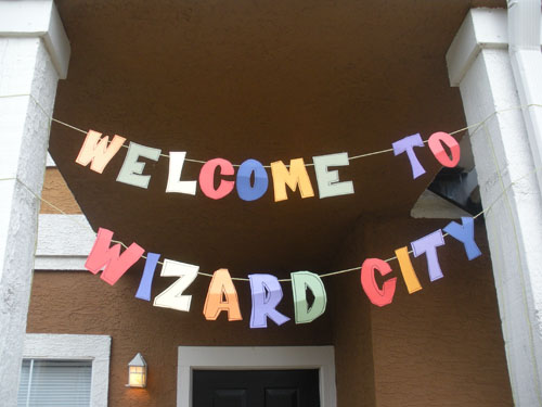 Wizard101 Party