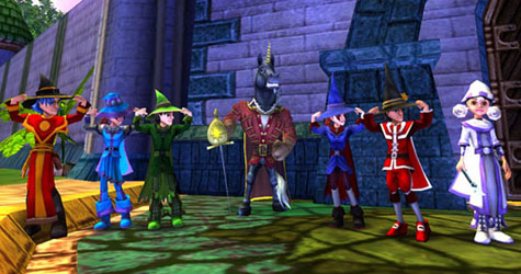 We work hard to keep wizard101 a kid safe game that s enjoyable for
