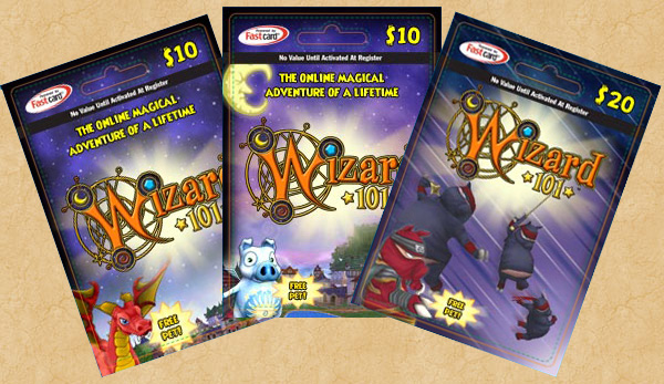 Wizard101 Gift Cards Now Available In Rite Aid Stores