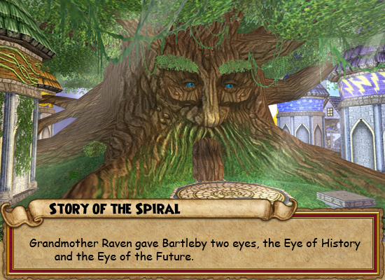 Story Of The Spiral Wizard101 Free Online Game