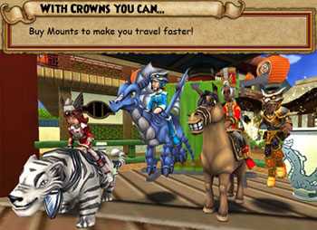 Buy Crowns | Wizard101 Free Online Game