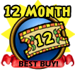 Purchase a 12 month Wizard101 membership