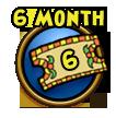 Get a six month Wizard101 membership