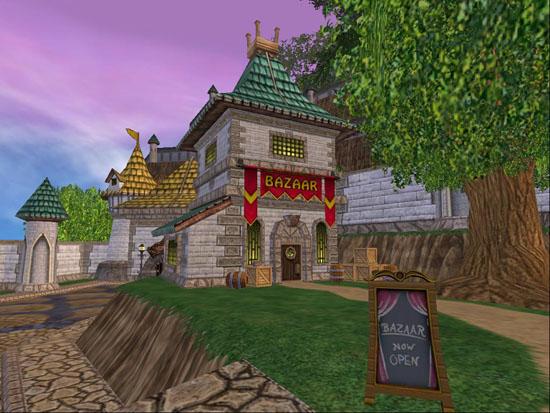 Wizard101 Bazaar