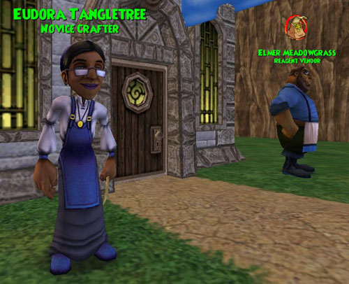 Wizard101 Crafting NPC
