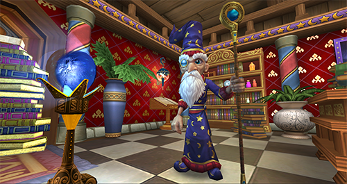 Count Of Days Quest Wizard101