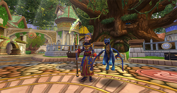 Producer S Letter Wizard101 Free Online Game