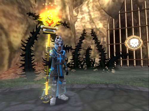 Wizard101 Staff