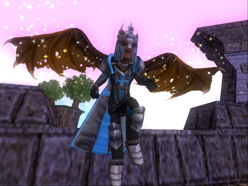 Wizard101 Bat Wings Mount