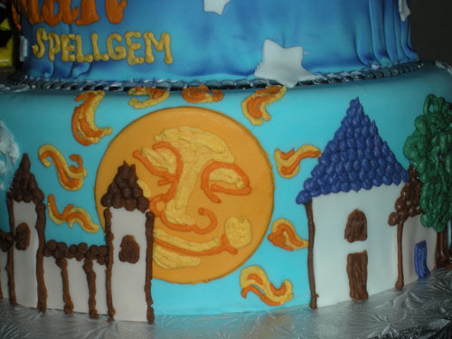 Wizard101 Cake