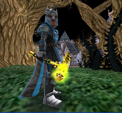 Wizard101 Mace