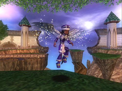 Wizard101 Wings Mount