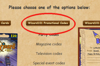 Free Unused Wizard101 Gift Card Codes - Gift Ideas