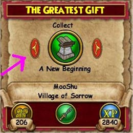 Wizard101 Quest History