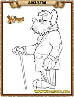 wizard101 printable coloring pages - photo#17