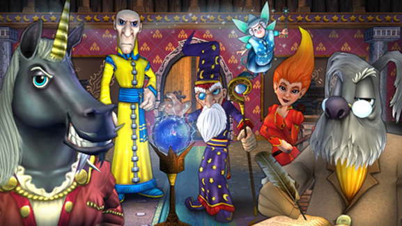 Wizard101 KingsIsle Entertainment Announces Wizard101