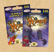 Prepaid Game Cards & Gift Certificates | Wizard101 Free Online Game